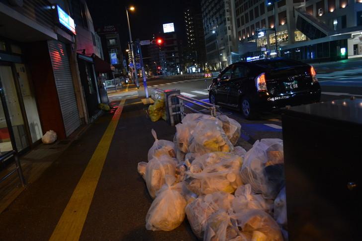 イメージ:快適過ぎる!「夜中のゴミ収集」のメリット5個(とデメリット)