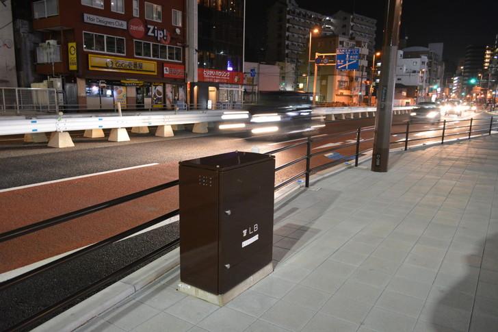 六本松:実はこれ「電信柱」なんです。