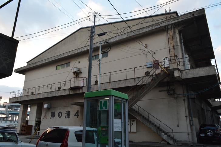 福岡散歩日誌:福岡倉庫