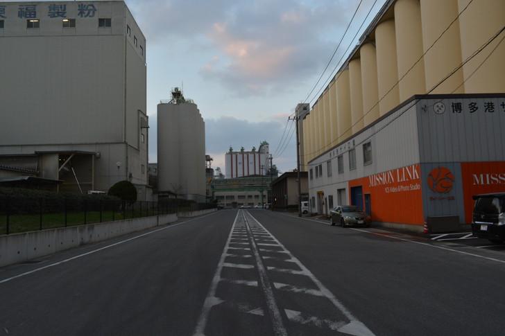 福岡散歩日誌:工場の中の方