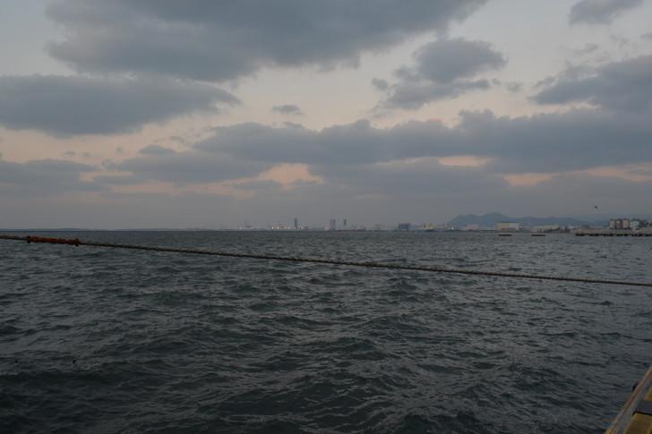 福岡散歩日誌:那の津から見る博多湾
