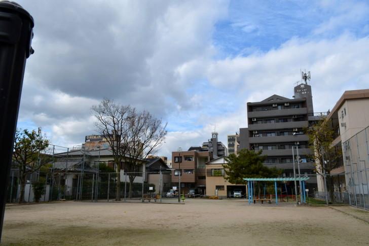 福岡散歩日誌:白金公園