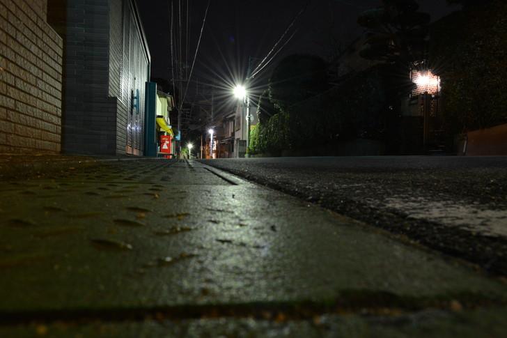【福岡散歩日誌4】深夜の浄水通り:シャッタースピード上げまくって撮影
