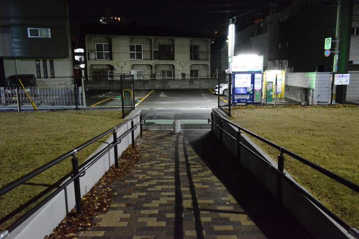 【福岡散歩日誌4】深夜の浄水通り:出口