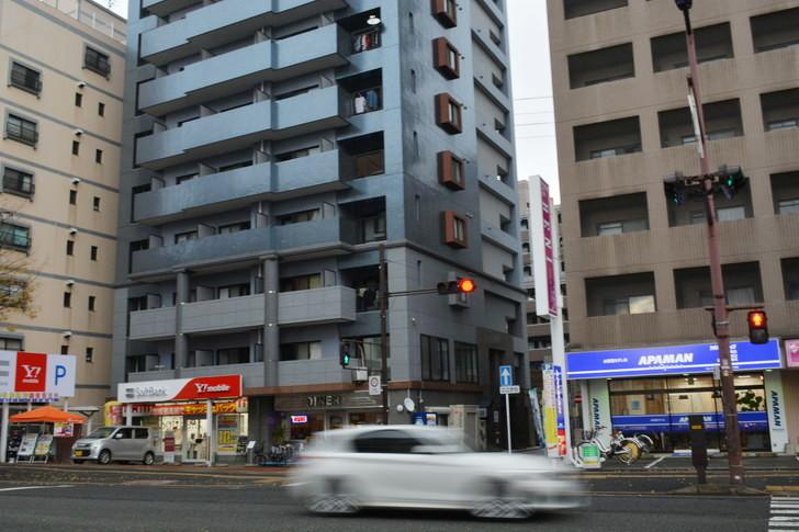 福岡散歩日誌:スタート地点(平尾駅近く)