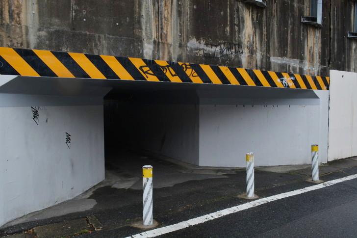 福岡散歩日誌:こっちがもう1つのトンネル