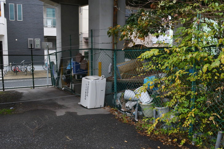 福岡散歩日誌:古い洗濯機