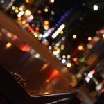 【薬院1丁目・白金1丁目・高砂1丁目】「夜の薬院駅付近」を散歩