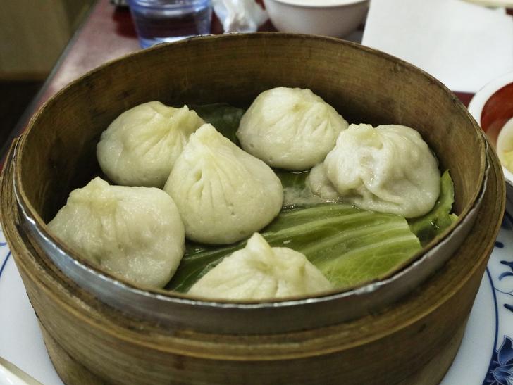 【薬院】本格的な中華料理が楽しめる「餃子李 (ギョウザリー)」グルメレポート:小籠包