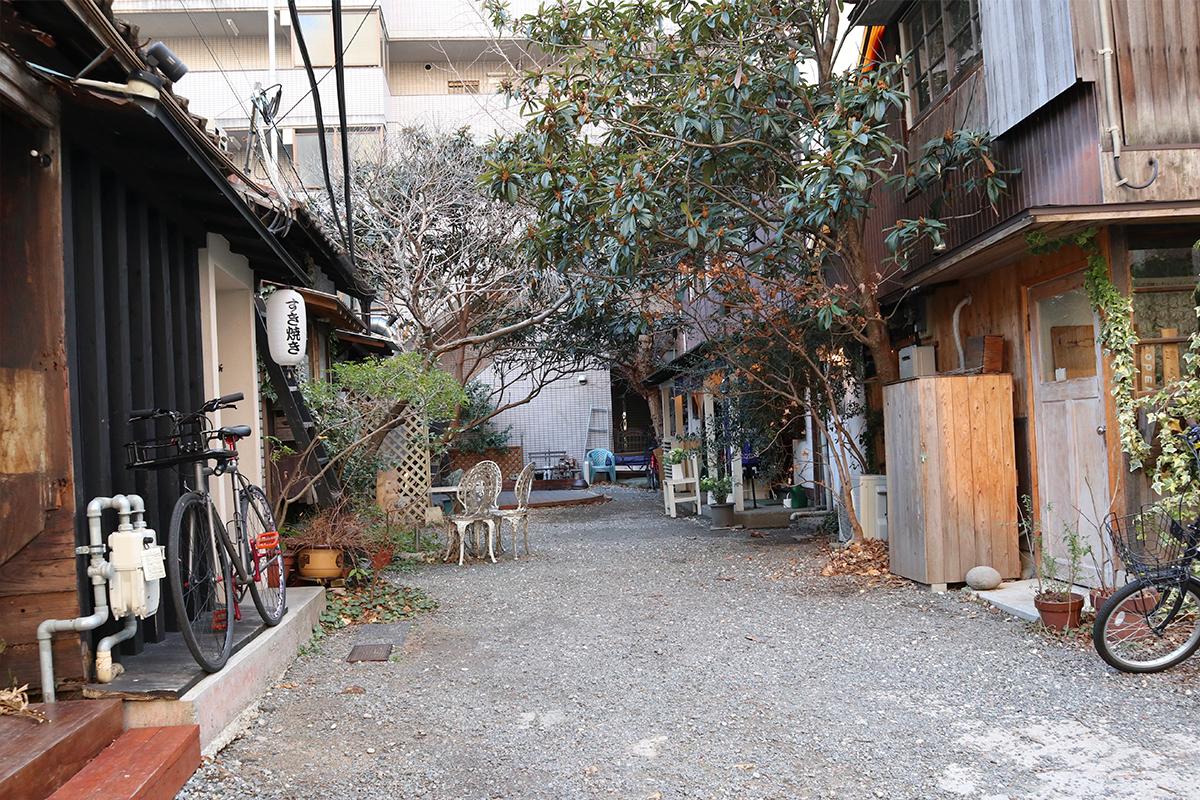 【平尾2・3・4丁目】落ち着いた雰囲気の裏道「平尾(山荘通)~薬院大通付近」を散歩