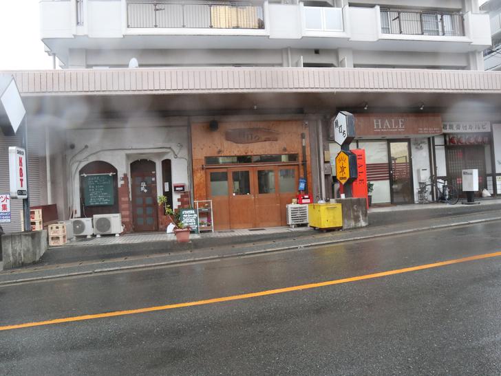 意外とお店が充実してる。絶対住みやすい街「長丘1丁目」を散歩:坂道感が伝わる一枚