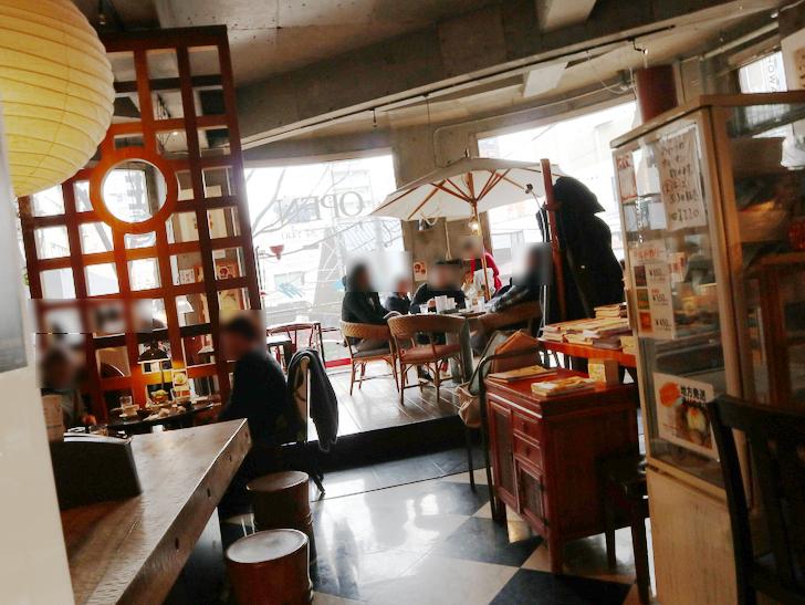 【赤坂】毎週通える本格スリランカカリー「ヌワラエリヤ」グルメレポート:店内の雰囲気