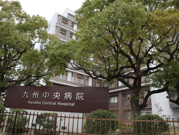 区役所周りの落ち着いた通り「福岡市南区塩原」をゆったり散歩:九州中央病院