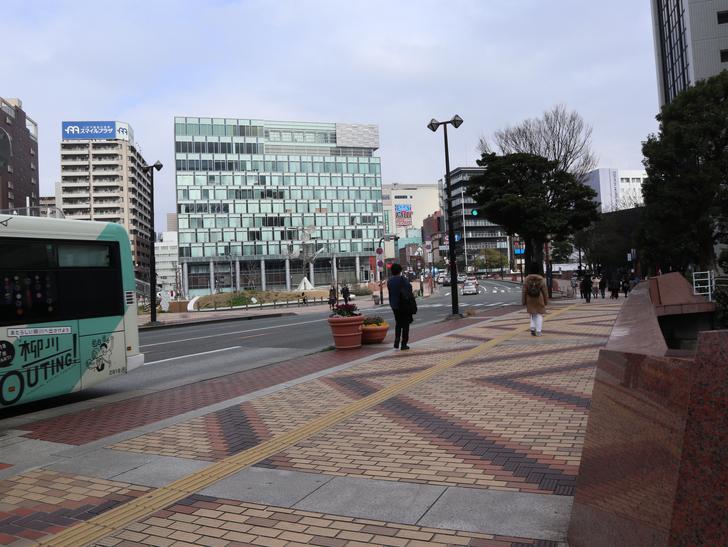 明治通り(西大橋)