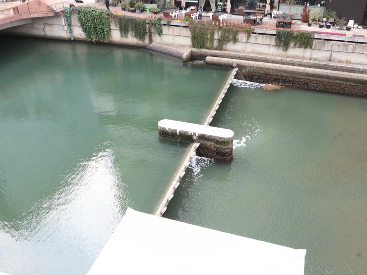 【博多】「水上公園」からの眺めが最高!:那珂川