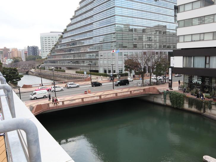 【博多】「水上公園」からの眺めが最高!:アクロス福岡方面