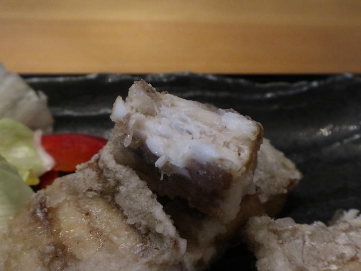 【薬院】日替わりお魚定食が美味い!「魚けん 薬院店」グルメレポート:ホクホクの身