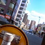 【警固交差点~大濠公園】オシャレで趣のある街並みを堪能