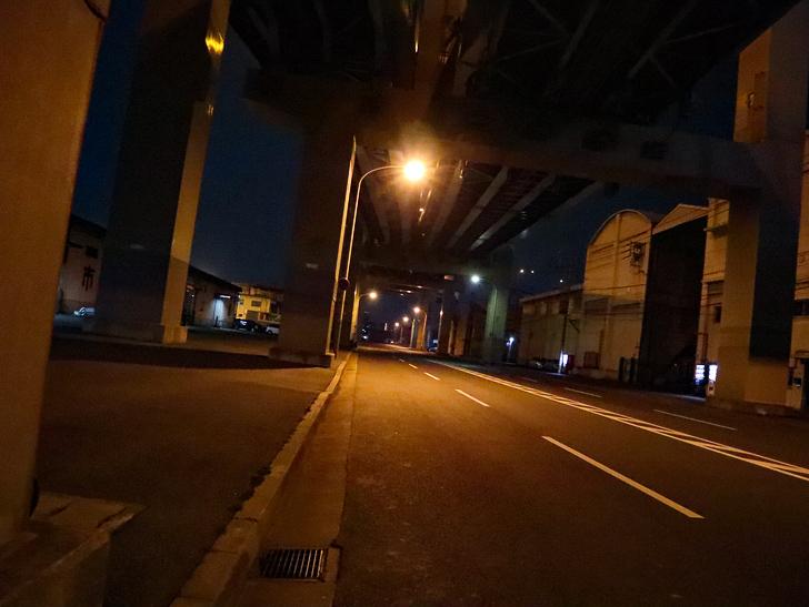 癒される異空間「深夜の須崎ふ頭」を散歩:本当になんか異空間に来たみたい