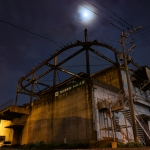 癒される異空間「深夜の須崎ふ頭」を散歩