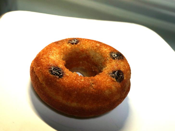 【薬院】可愛くて優しい焼きドーナツ屋さん「よつばドーナツ」グルメレポート:くるみ&レーズン
