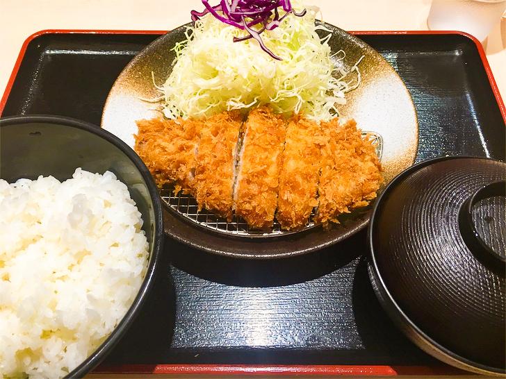 夜中ご飯⑦松乃屋
