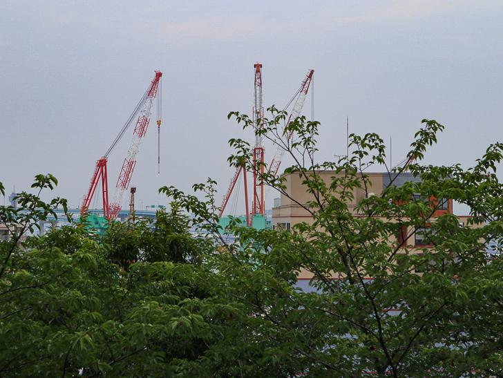 天神近くにある避暑地「西公園」「光雲神社」を散歩: 東側展望広場からの景色