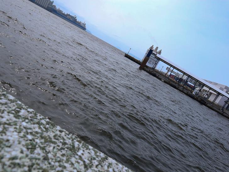 【中央区・博多区】「築港本町」あたりをゆったり散歩: 博多湾