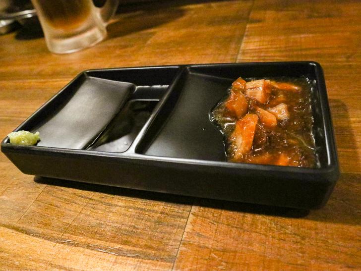 【高砂】贅沢「ステーキ」とリーズナブルな「お好み焼き」が楽しめる「一番星」グルメレポート: ステーキソース