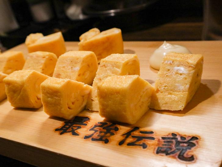 【高砂】贅沢「ステーキ」とリーズナブルな「お好み焼き」が楽しめる「一番星」グルメレポート: たまご焼き(520円)