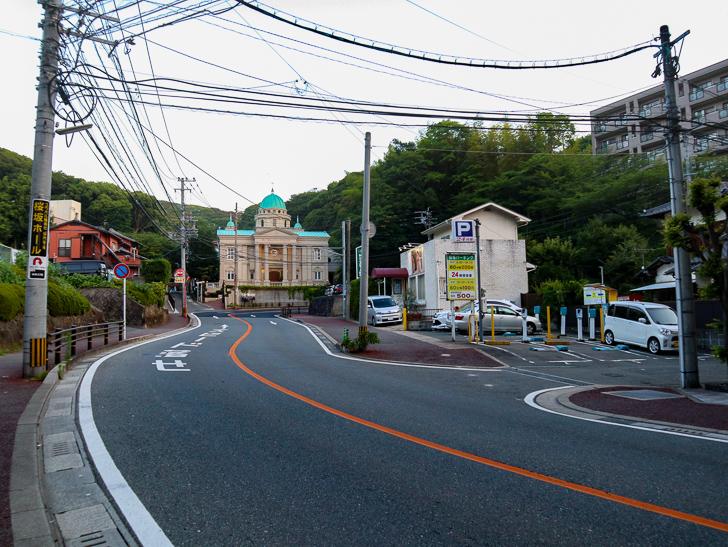 桜坂3丁目-10付近