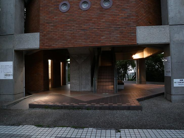 西展望台 展望台の入り口