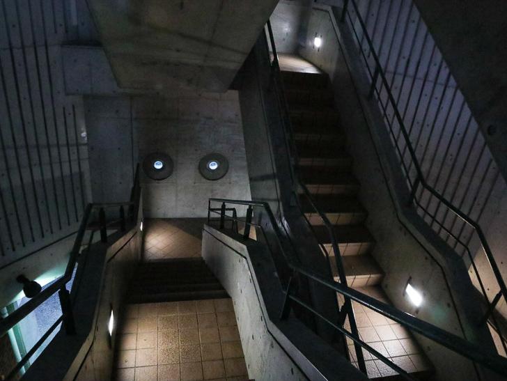 階段(途中)