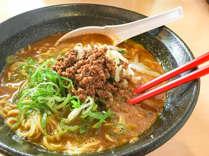 担々麺(690円)