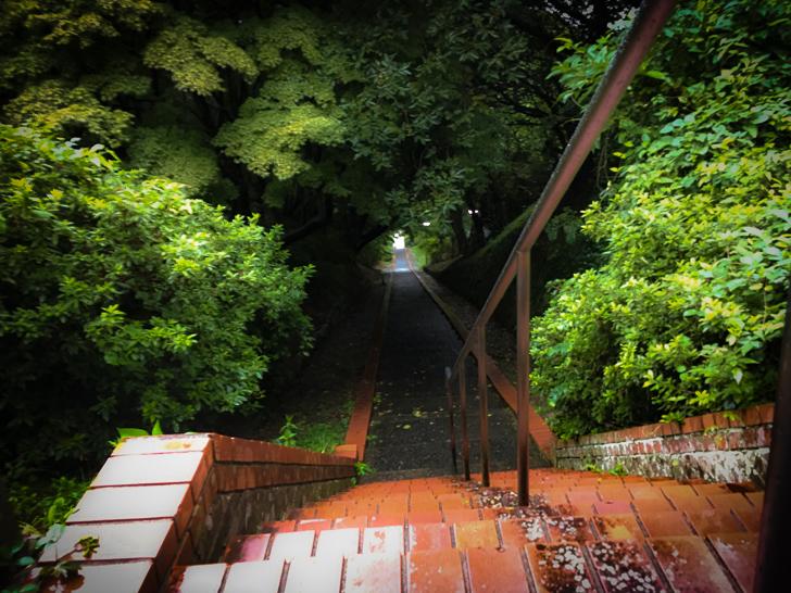 さっきの階段の到達地点