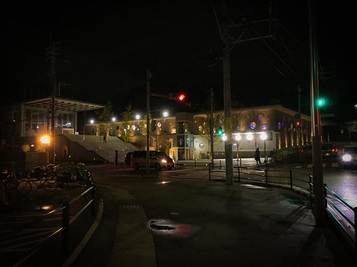 福岡市動物園 動物園側の入り口