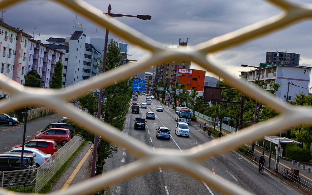 【別府6丁目・弓の馬場】落ち着いた「住宅街」と「荒江団地」辺りを散歩