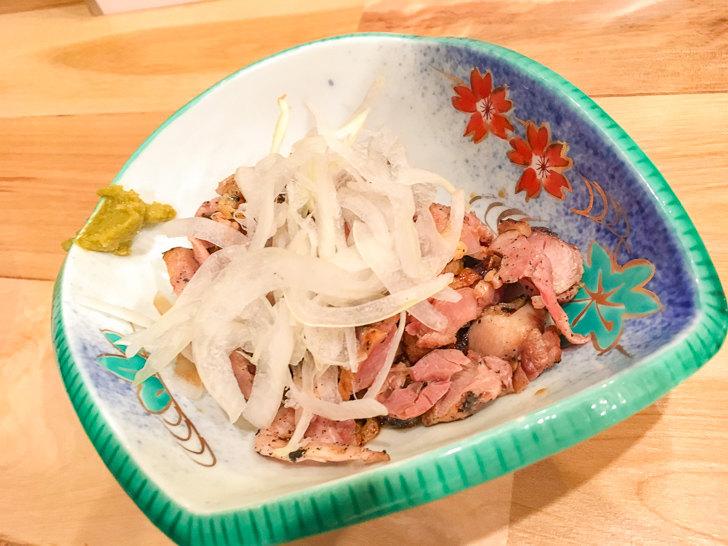 鶏タタキ(570円)