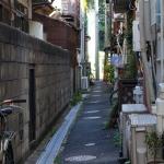 【六本松1丁目】どことなく懐かしい。レトロ感漂う住宅街を散歩