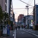 【薬院2丁目】直線的な街並みが美しい、静かな住宅街を歩く
