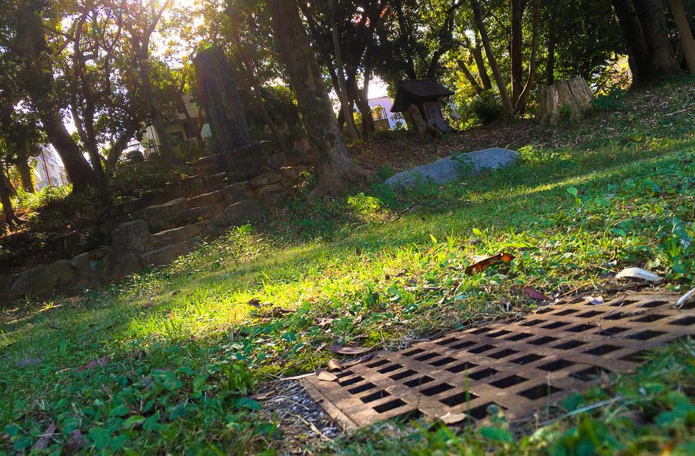 【平尾5丁目】「山荘公園」「平尾山荘」辺りを散歩