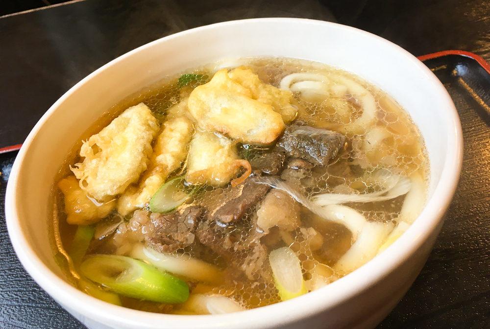 【白金】しっかりコシありうどん麺「大江戸そば 白金店」グルメレポート