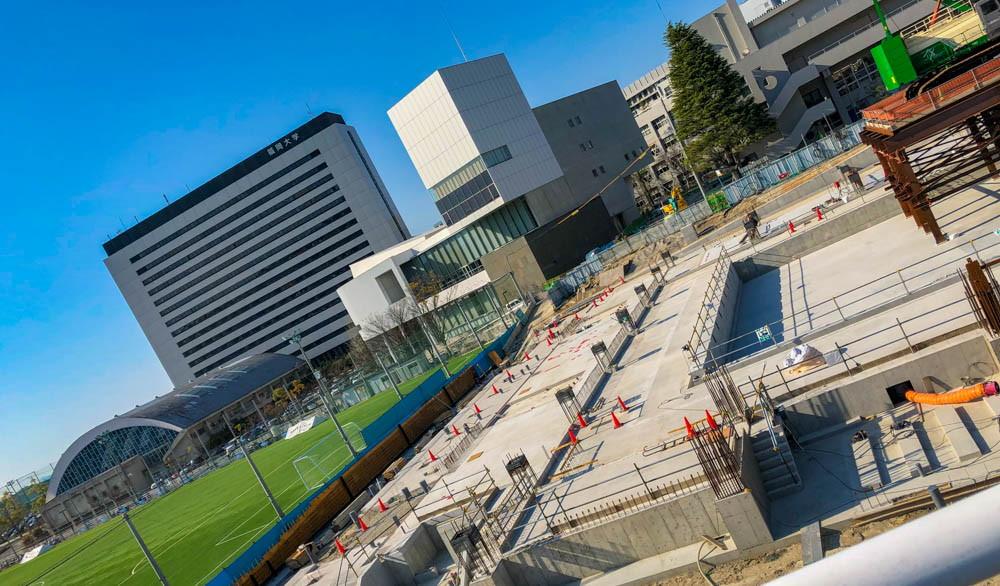 【七隈7丁目】大学生の街「福大駅前」や「福岡大学構内」散歩レポート