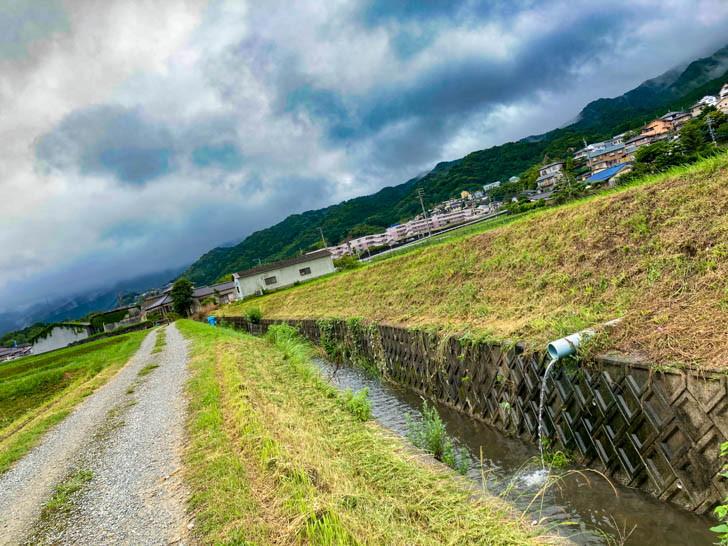 癒される田舎町「早良区早良」の散歩レポート