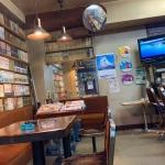 """【西新】最高の""""モヤっと""""喫茶店「マンガ喫茶としょかん」レポート"""