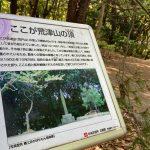 【西公園】一人でボンヤリしたい時にオススメ「荒津山の頂」散歩レポート