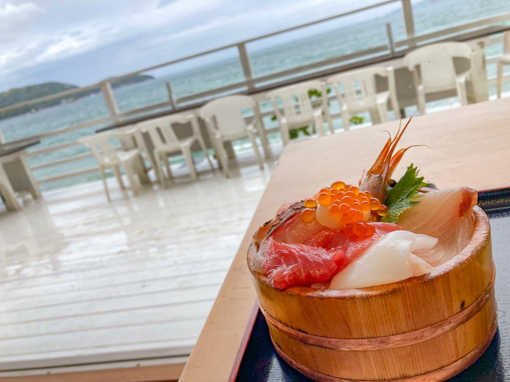 【糸島】海を見ながら絶品海鮮丼「糸島食堂(本店)」グルメレポート