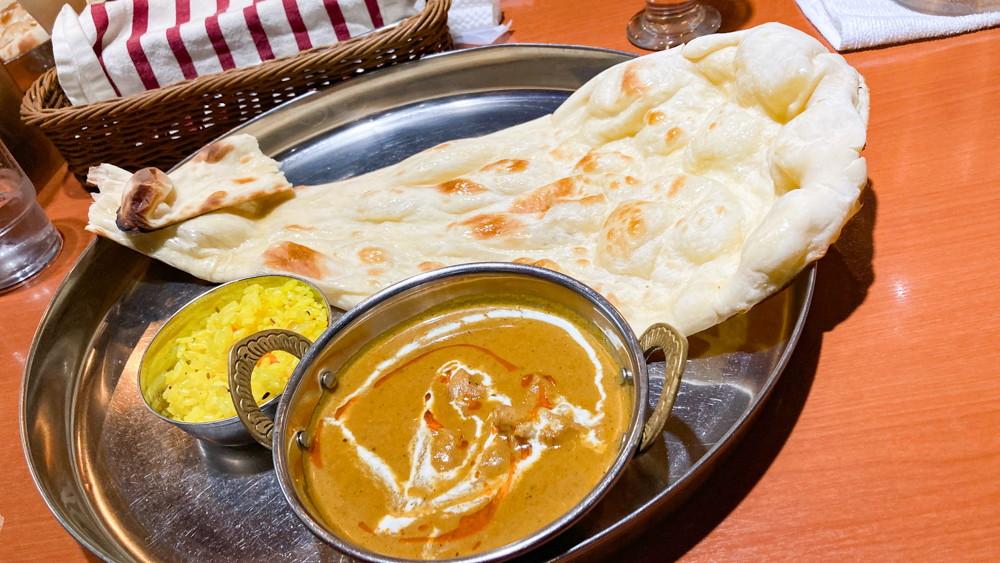【西新】定番だからこそ美味い。インドカレー屋「シブ・シャンカル」グルメレポート