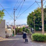 【高宮4丁目・多賀一丁目】高台にある「閑静な住宅街」を散策